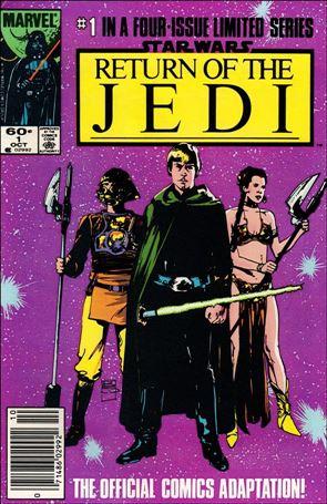 Star Wars: Return of the Jedi 1-A