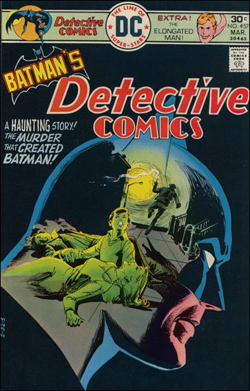 Detective Comics (1937) 457-A by DC