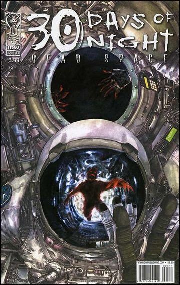 30 Days of Night: Dead Space 3 A, Mar 2006 Comic Book by IDW
