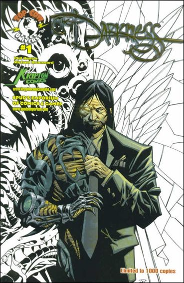 Darkness (2007) 1-F by Top Cow