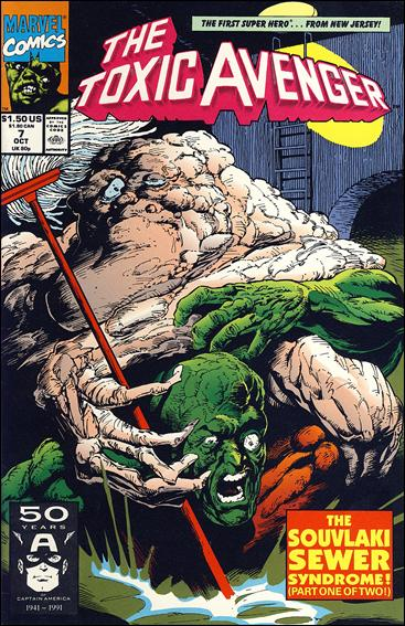 Toxic Avenger 7-A by Marvel