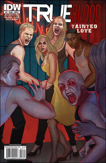 True Blood: Tainted Love 3-B by IDW
