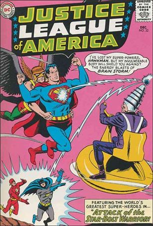 Justice League of America (1960) 32-A
