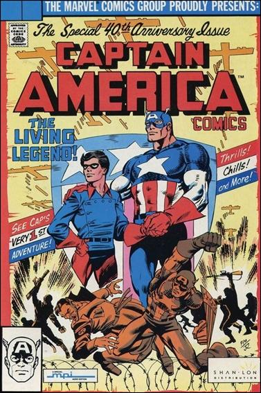 Captain America (1968) 255-B by Marvel