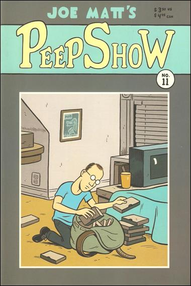 Peep Show (1992) 11-A by Drawn and Quarterly