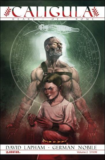 Caligula 2-A by Avatar Press