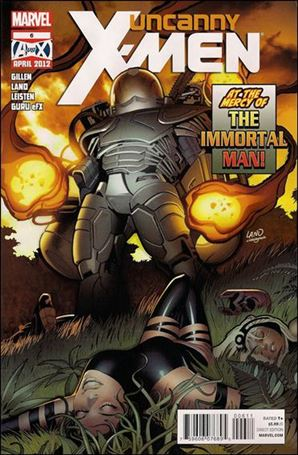 Uncanny X-Men (2012) 6-A