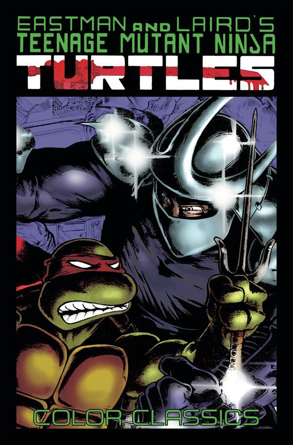 Teenage Mutant Ninja Turtles Color Classics 2-A by IDW