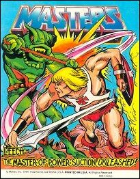 Masters of the Universe (1983) 4.7-B by Mattel