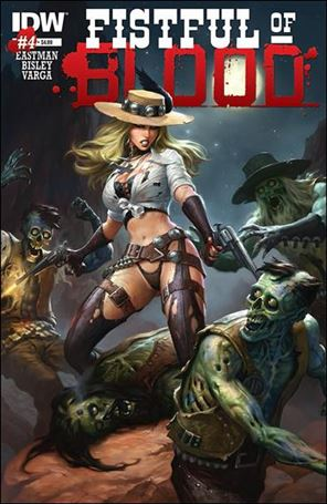 Fistful of Blood 4-A