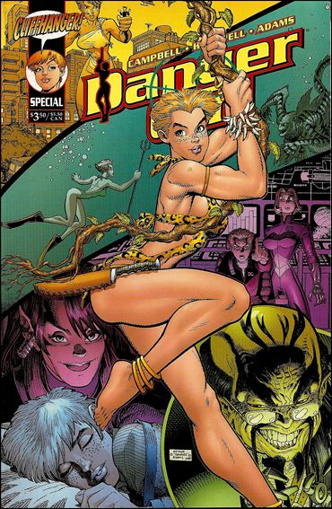Danger Girl Special 1-A by Cliffhanger