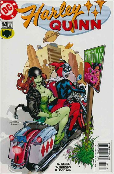 Harley Quinn (2000) 14-A by DC