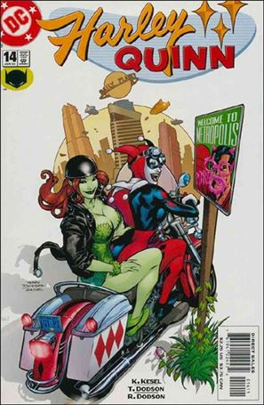 Harley Quinn (2000) 14-A
