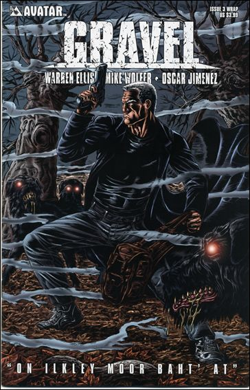 Gravel 3-B by Avatar Press