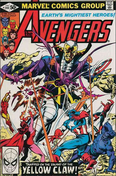 Avengers (1963) 204-A by Marvel