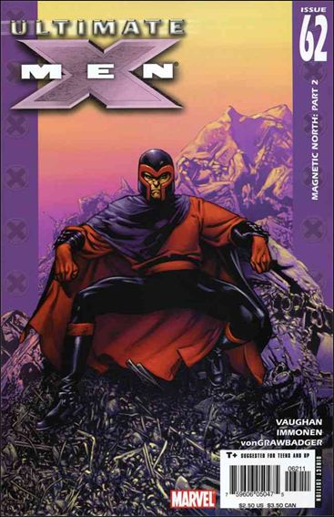 Ultimate X-Men (2000) 62-A by Marvel
