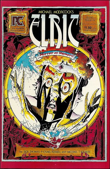 Elric of Melnibone 4-A by Pacific Comics