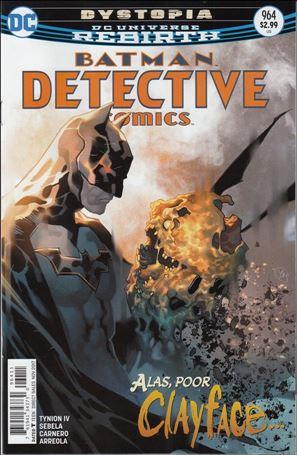 Detective Comics (1937) 964-A