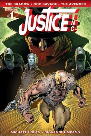 Justice, Inc. (2014) 1-D
