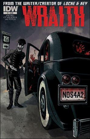 Wraith (2013) 1-A