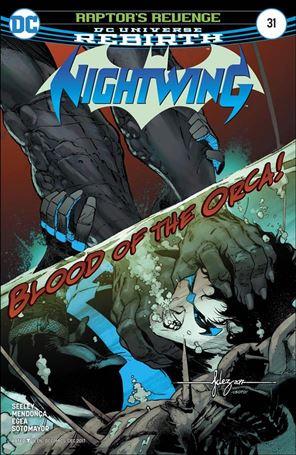 Nightwing (2016) 31-A