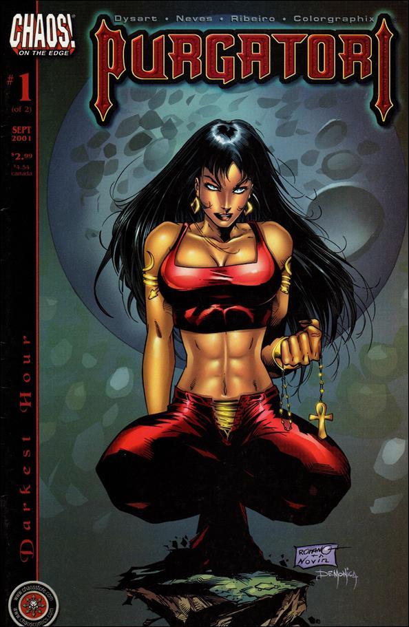 Purgatori: Darkest Hour 1-A by Chaos! Comics