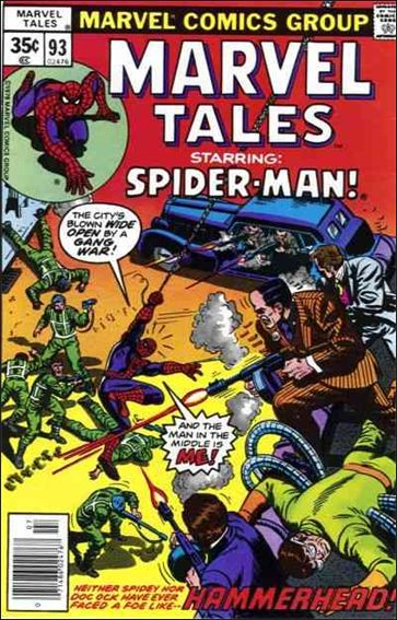 Marvel Tales (1966) 93-A by Marvel