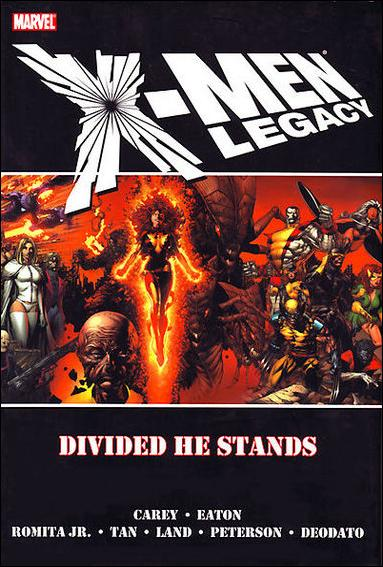 X-Men: Legacy - Divided He Stands nn-A by Marvel