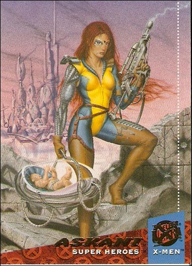 1994 Fleer Ultra X-Men (Base Set) 38-A by Fleer