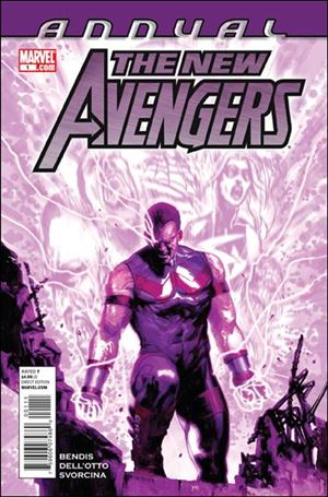 New Avengers Annual (2006) '1'-A