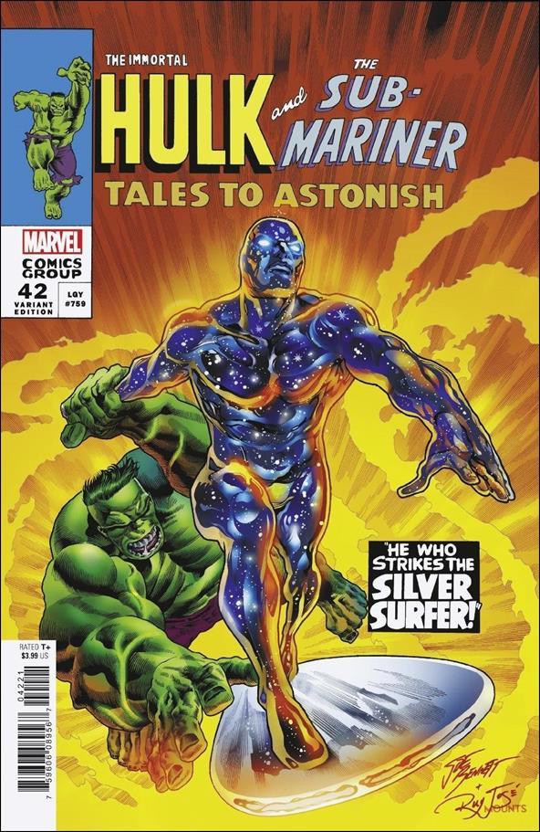 Immortal Hulk 42-B by Marvel