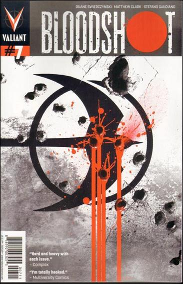 Bloodshot (2012) 7-A by Valiant Entertainment