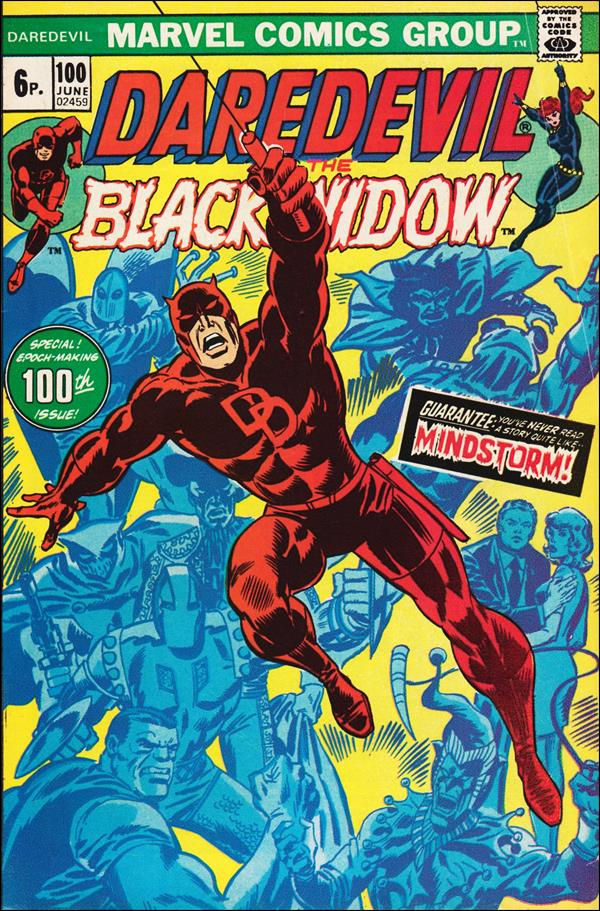 Daredevil (1964) 100-B by Marvel