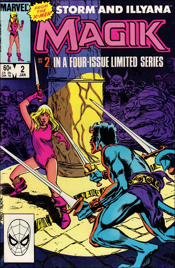 Magik (1983) 2-A by Marvel