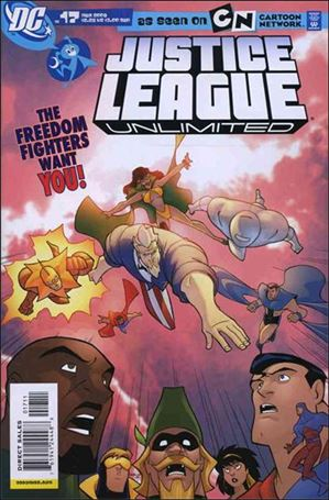 Justice League Unlimited 17-A