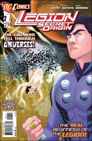 Legion: Secret Origin 1-A by DC
