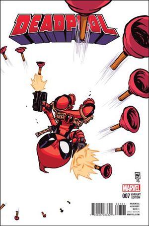 Deadpool (2016) 7-D
