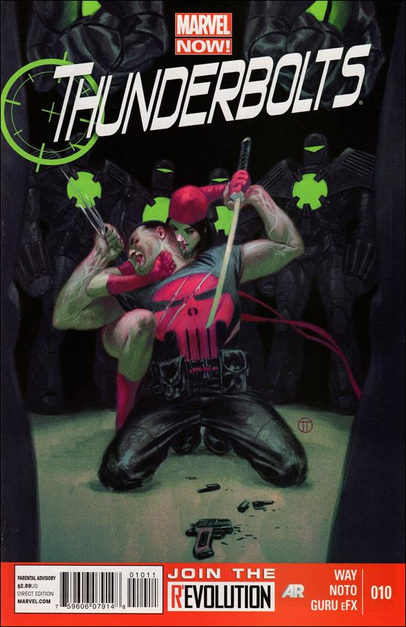 Thunderbolts (2013) 10-A by Marvel