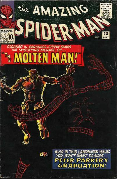 Amazing Spider-Man (1963) 28-B by Marvel