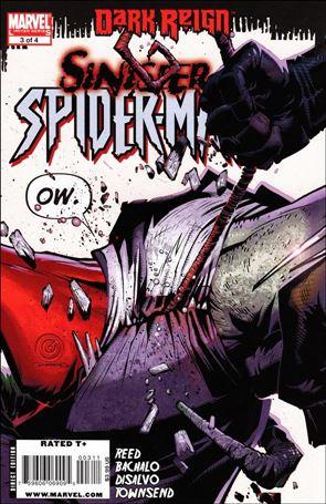 Dark Reign: The Sinister Spider-Man 3-A