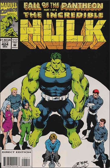 Incredible Hulk (1968) 424-A by Marvel