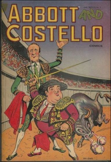 Abbott and Costello (1948) 5-A by St. John