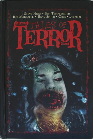 IDW's Tales of Terror 1-A by IDW