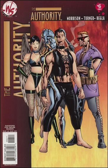 Authority (2003) 6-A by WildStorm