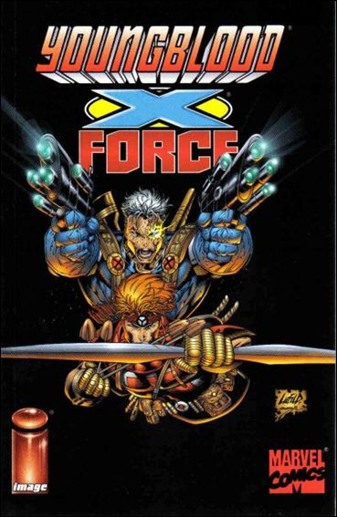 Youngblood/X-Force 1-A by Image