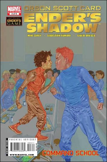 Ender's Shadow: Command School 3-A by Marvel