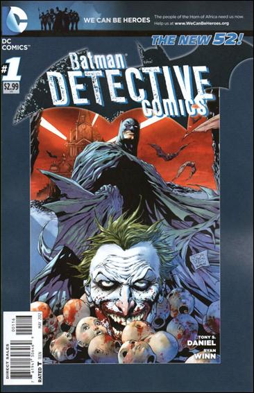 Detective Comics (2011) 1-G by DC