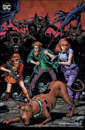Scooby Apocalypse 32-B
