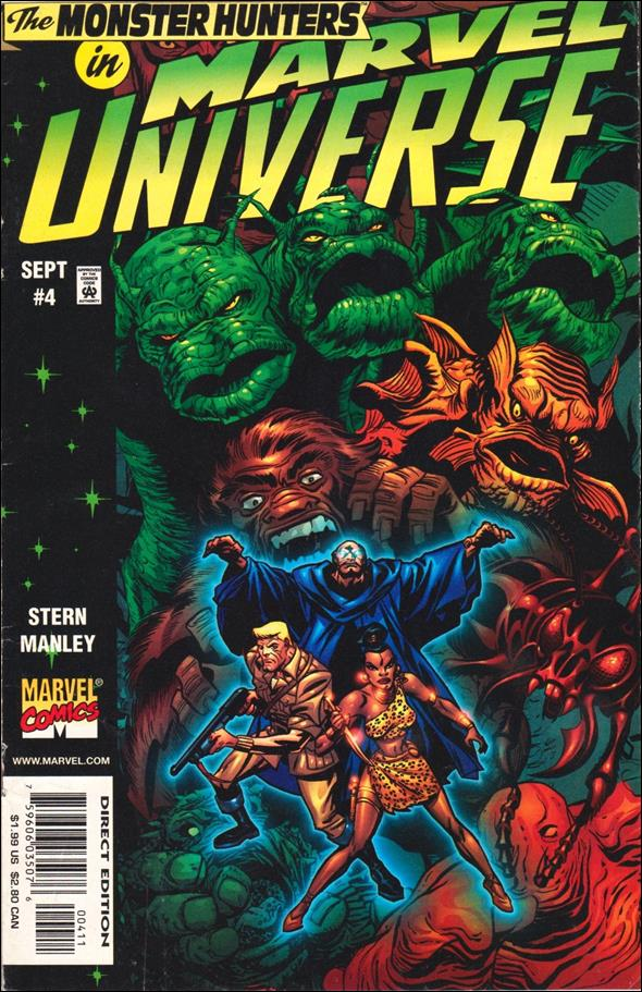 Marvel Universe 4-A by Marvel