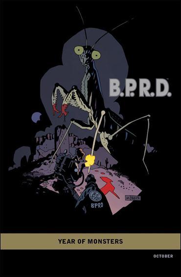 B.P.R.D.: 1948 1-B by Dark Horse